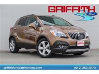 2016 Encore Leather Front-wheel Drive Buick At Griffith
