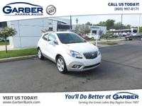 2016 Buick Encore Leather! Featuring a 1.4L 4 cyls and