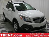 Introducing the Buick Encore, the luxury crossover with
