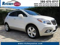 CERTIFIED PRE OWNED 2016 BUICK ENCORE PREMIUM**CLEAN