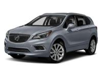 This almost new 2016 Buick Envision was used for just a