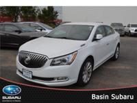 Our 2016 Buick has aced its 172 Point Inspection