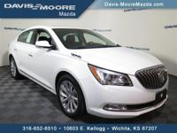 Introducing the 2016 Buick LaCrosse! You'll appreciate