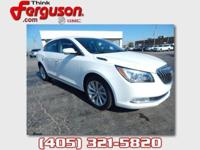 This 2016 Buick LaCrosse Leather will sell fast -Backup
