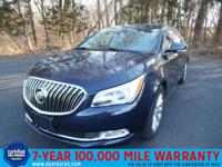 This 2016 Buick LaCrosse Leather is proudly offered by