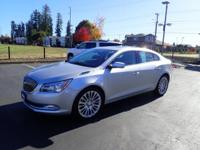 Buckle up for the ride of a lifetime! This 2016 Buick