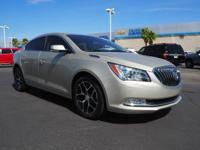 Come see this 2016 Buick LaCrosse Sport Touring. Its