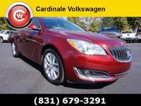 CARFAX One-Owner. Clean CARFAX. Crimson Red Tintcoat