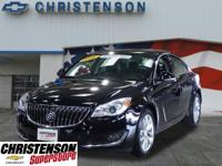 2016+Buick+Regal+Turbo%2Fe-Assist+Premium+1+In+Black+On