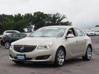 Don't miss out on this 2016 Buick Regal PREMIUM II! It