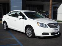 CARFAX 1-Owner, Buick Certified, LOW MILES - 12,556!