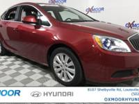Buick Verano CARFAX One-Owner. Clean Carfax - 1 Owner,