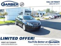 This 2016 Buick Verano features the 1SV package and the