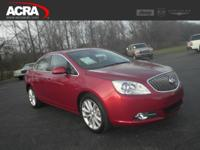 Used Buick Verano, options include:  Power Windows,