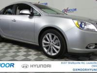 Buick Verano Convenience Group CARFAX One-Owner. MOTOR