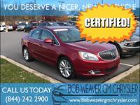 GM Certified!At Bob Weaver GM Chrysler we feel everyone