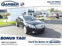 2016 Buick Verano|2 YEARS OF FREE OIL CHANGES AND TIRE