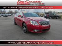 Buick Certified, ONLY 5,961 Miles! REDUCED FROM