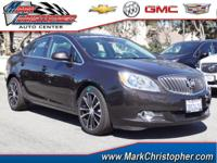 Options:  2016 Buick Verano Sport Touring|Sport Touring