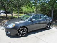 This 2016 Buick Verano 4dr 4dr Sedan Sport Touring
