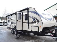 (802) 473-3390 ext.924 New 2016 Keystone Bullet 243BHS
