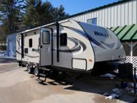 (802) 473-3390 ext.732 New 2016 Keystone Bullet 251RBS