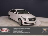 This 2016 Cadillac ATS Sedan Luxury comes complete with