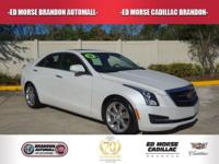 Check out this gently-used 2016 Cadillac ATS Sedan we