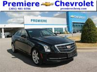 Options:  2016 Cadillac Ats Sedan Luxury Collection