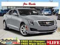 Priced below Market!* This ATS Sedan Luxury Collection