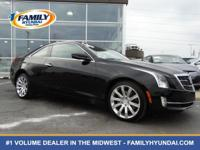 Check out this 2016 Cadillac ATS Performance Collection