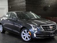 This ATS is a rare Performance Package nicely equipped