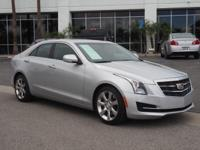 Cadillac Certified, ONLY 17,338 Miles! EPA 32 MPG