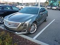 CT6 3.0L Twin Turbo Platinum, 4D Sedan, 3.0L V6,