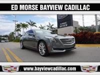 Options:  2016 Cadillac Ct6 Platinum Awd 3.0Tt Platinum
