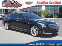 CARFAX 1-Owner, Cadillac Certified, LOW MILES - 9,805!