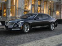CARFAX One-Owner. 2016 Cadillac CT6 3.6L Luxury, in