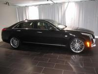 Options:  2016 Cadillac Ct6 3.6L Luxury|Black|Clean