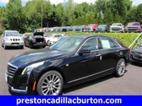 Options:  2016 Cadillac Ct6 3.6L Premium