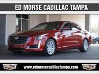 This 2016 Cadillac CTS Sedan RWD is offered to you for