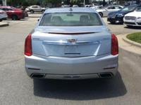 New Price! Clean CARFAX. 2016 Cadillac CTS 2.0L Turbo