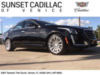 Just Traded! 2016 Cadillac CTS with only 2,405 miles!