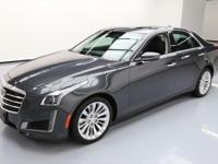 This awesome 2016 Cadillac CTS comes loaded with the