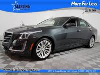 CTS 2.0L Turbo Luxury, AWD, Phantom Gray Metallic, and
