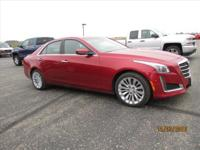 Options:  2016 Cadillac Cts 3.6L Performance