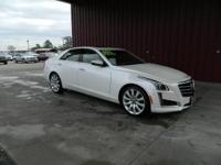 2016 CADILLAC CTS PREMIUM ALL WHEEL DRIVE, FACTORY