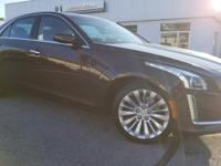 CARFAX One-Owner. Cocoa Bronze Metallic 2016 Cadillac