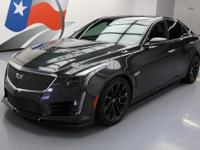 2016 Cadillac CTS with Carbon Fiber Package,6.2L