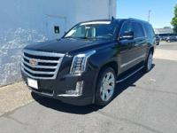 CARFAX 1-Owner, Cadillac Certified, Very Nice. Nav
