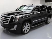 This awesome 2016 Cadillac Escalade comes loaded with